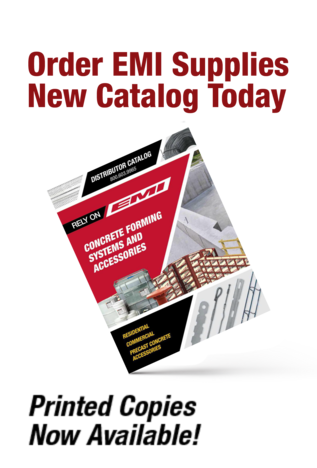 Concrete Accessories, Construction Supplies, Poured Wall